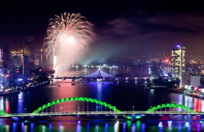 Giá vé pháo hoa Đà Nẵng 2018 mới nhất